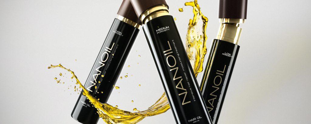 Rinnovare i capelli con Nanoil